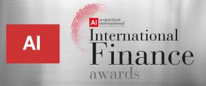 AI finance Award