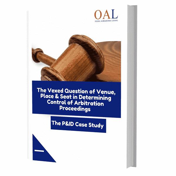 – Olisa Agbakoba Legal OAL