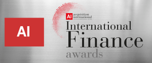 AI finance Award
